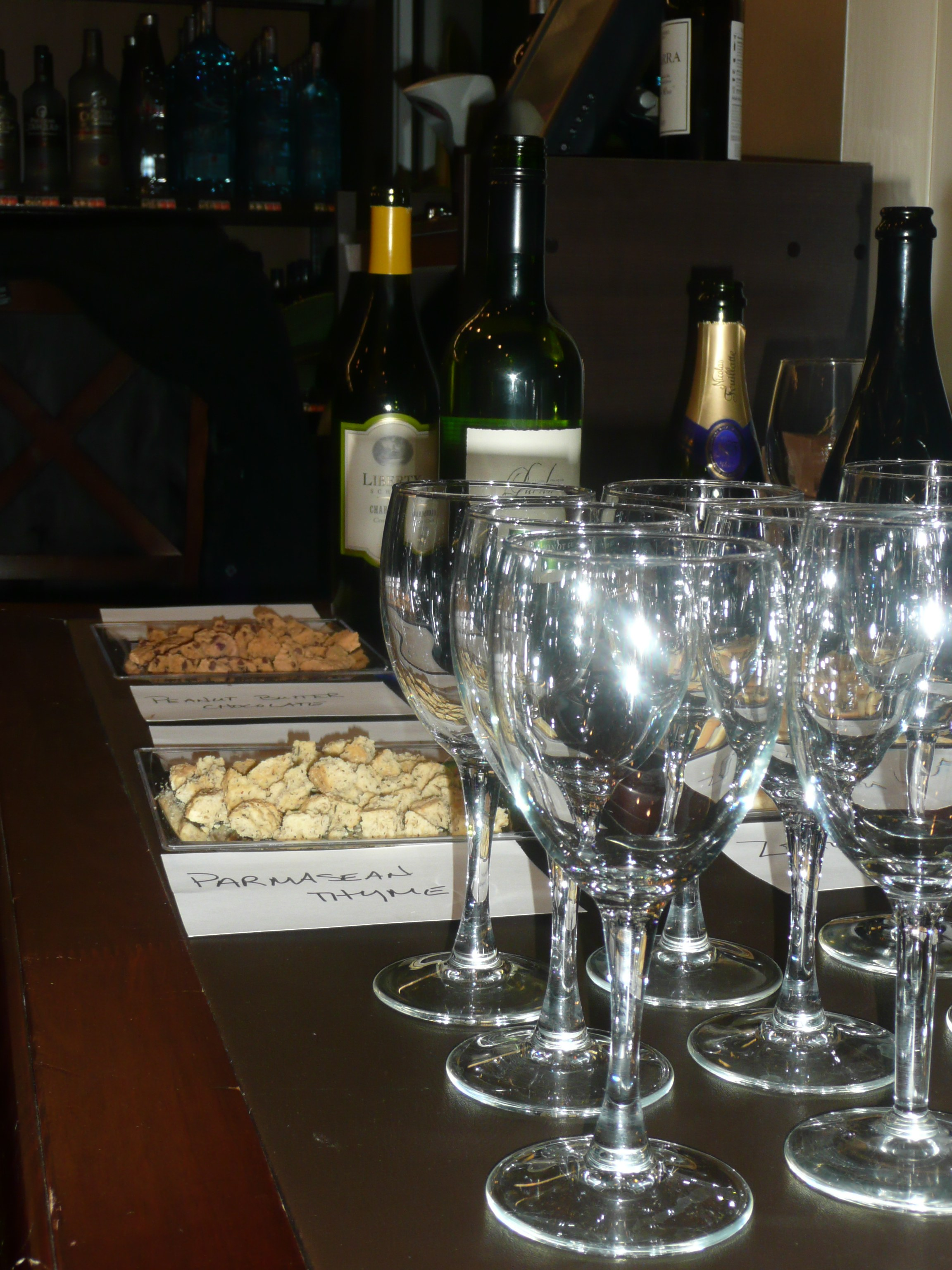 COOKIES & CORKS: ADVENTURES IN WINE PAIRING