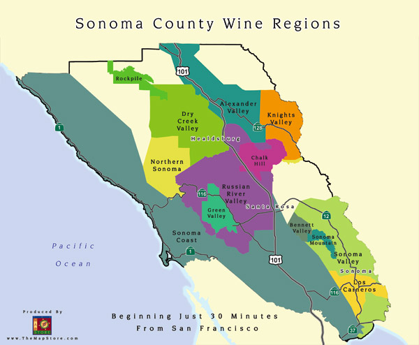 Wine UncorkedAbout Sonoma
