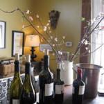 Lava Vine tasting room