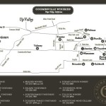 Coombsville Winery Map