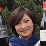 Winemaker Emma Gao