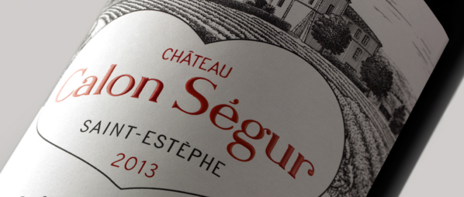 Your Weekend Wine: Chateau Calon-Segur